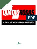 Rev Quatro Rodas Edicao Foto