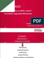 MOD I  BPM y HACCP
