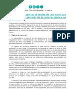 ACIJ. Comentarios y Aportes Al Proyecto de Ley de Ética Pública