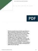 Internet, La Tumba de La Utopía Posmoderna - Revista Anfibia