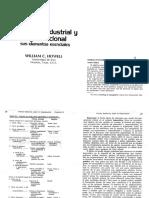 Ps.industrial y Organizacional