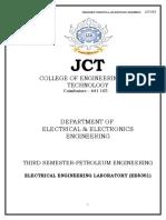 Ee Lab Manual