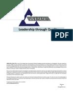 APPL Company profile