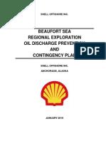 Shell Spill 2010