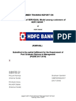 HDFC PROJECT.doc