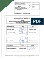 SGP-GFCPM-DC-BAS-008 Rev 0 Caminatas Inspecciones y Cierre DT