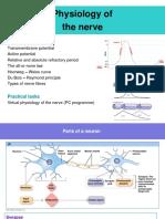 Nerve Physiology 1718 Practical (0)