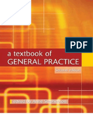 A Textbook of General Practice | General Practitioner | Health Care