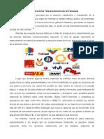 panoramas de telecomunicaciones en venezuela