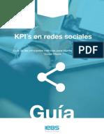 Guía de los principales KPIs en redes sociales