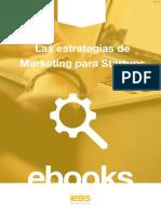 R059- Las Estrategias de Marketing Para Startups