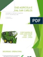 Cosecha Mecanizada-secc Tractores