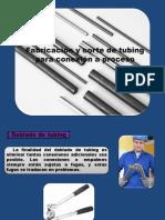 Corte de tubing y Varvula de control.pptx