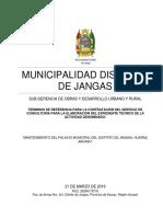 7. Tdr Elabo. Municipal