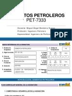 Cementos Petroleros