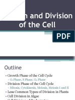 Growth and Division of the Cell.pdf