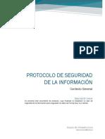 Protocolo de Seguridad de La Informacion