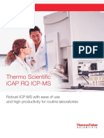 Icp-ms Icap Rq Catalog