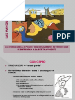PresentaciOn Las Vanguardias