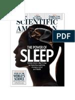 Scientific American - Sleep on It