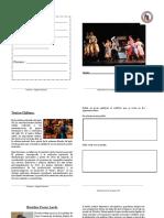 Cuadernillo Teatro Chileno en Un Acto