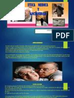 Etica Medica y Ancianidad