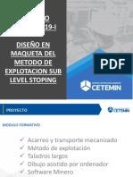 Ppt Efsrt Minas Proyecto II