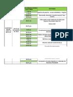 Cronograma Inducción Estudiantes 2019b Bogota