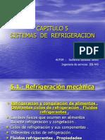 Capitulo 5 -  Refrigeración
