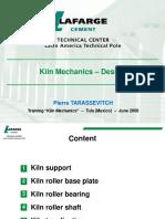 Kiln Mechanics - [ 1.3 ] - ''Design''.pps