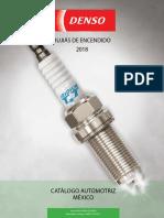 2018 DENSO Spark Plug Catalog - Mexico
