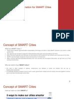 DIgital Trends for Smart Cities