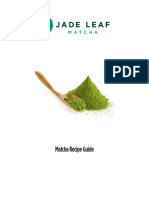 Jade Leaf Matcha Recipe Guide Amz