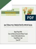 02.Bacterias Multirresistentes Importadas_Bego_a Monge