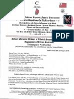 MACN-R000000429_Default Notice to Affidavit of Allodial Secured Land Property Repossession Written Statement - Nonresponse Notification