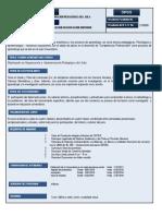 Diplomado en Organización y Administración Pedagógica Del Aula 1