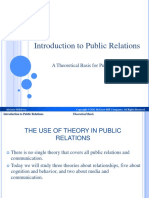 Understanding PR Theory