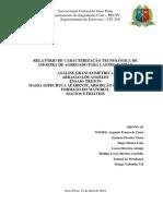 Relatório Ferrovias - Grupo 1
