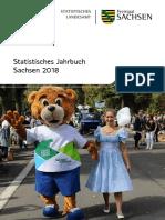 Statistisches JahrbuchSachsen 2018