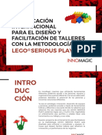 Lego Serious Play Brochure 2019