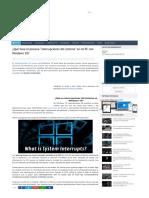Que Hace El Proceso Interrupciones Del Sistema en Windows.html