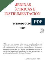 01. Introducción Conceptos de Metrología 2017