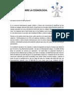 Dudas Sobre La Cosmologia[1]