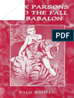 Jack Parsons & Fall of Babalon