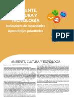 Ambiente - Cultura y y Tecnologias