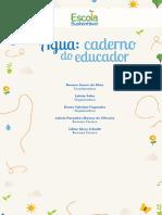 Água_caderno Do Educador