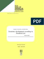 Frederich List