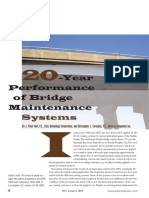 20 Year Performance Bridge Maintenance Systems