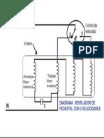 Diagrama Ventilador 3 Velocidades
