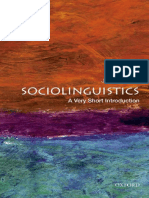 [Very Short Introductions] Edwards, John R - Sociolinguistics _ a Very Short Introduction (2013, Oxford University Press, USA)